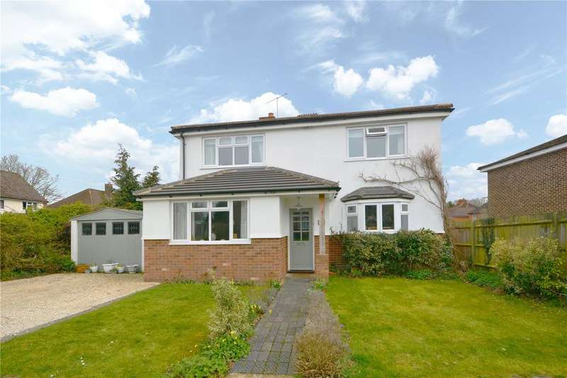 4 Bedrooms Detached House for sale in Tangley Drive, Wokingham, Berkshire, RG41