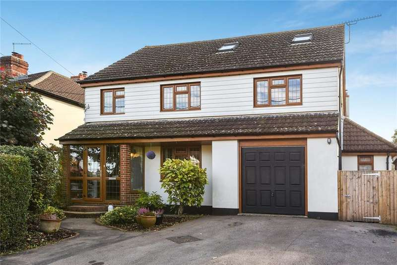 5 Bedrooms Detached House for sale in The Avenue, Bishops Waltham, Southampton, Hampshire, SO32