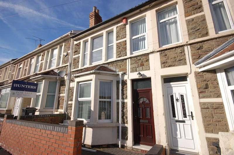 2 Bedrooms Terraced House for sale in Kimberley Road, Kingswood, Bristol, BS15 1RG