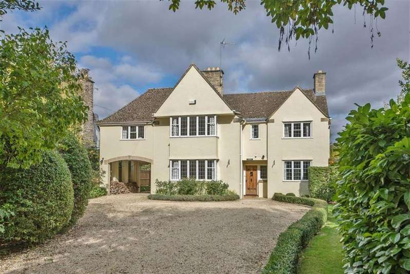 5 Bedrooms Detached House for sale in Oxford Road, Woodstock