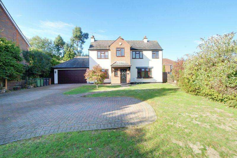 4 Bedrooms Detached House for sale in St. James Road, Goffs Oak