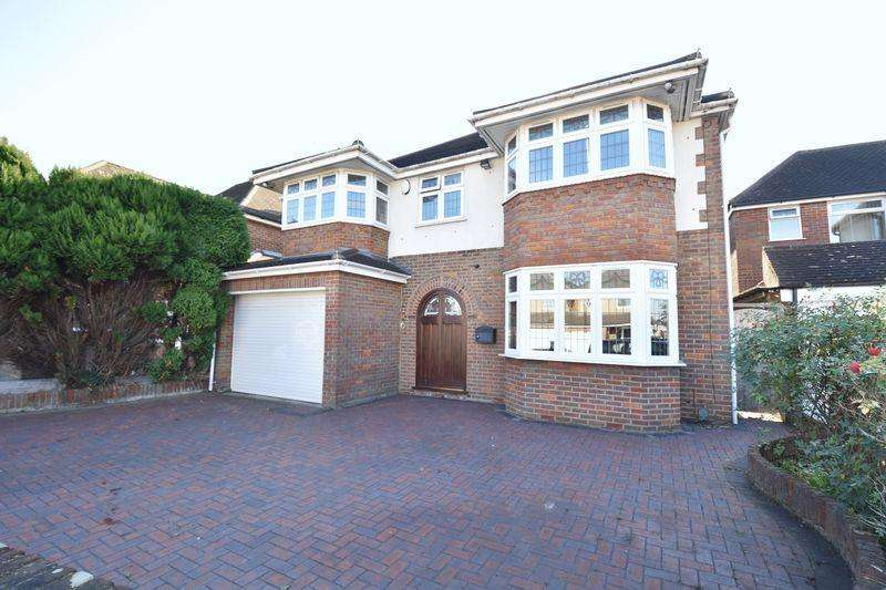 6 Bedrooms Detached House for sale in Kingsdown Avenue, Luton