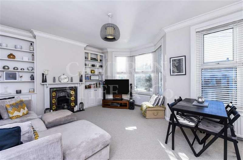 2 Bedrooms Apartment Flat for sale in Buchanan Gardens, Kensal Rise, London, NW10