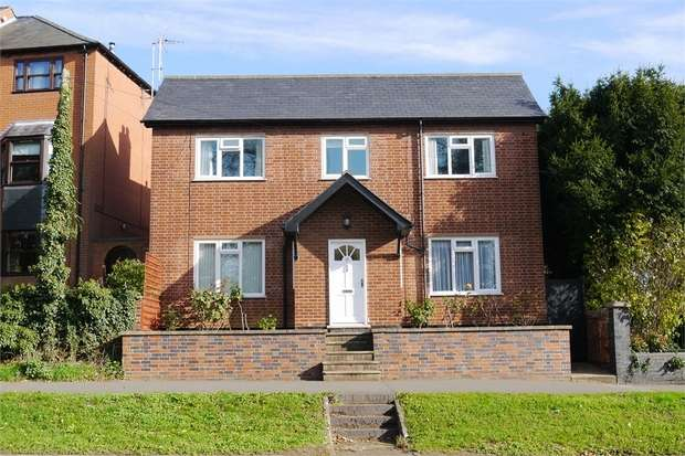 4 Bedrooms Detached House for sale in Leicester Road, Market Harborough, Leicestershire