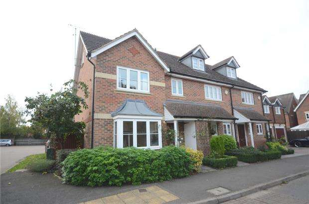 4 Bedrooms Semi Detached House for sale in Dowles Green, Wokingham, Berkshire