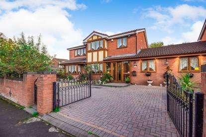 6 Bedrooms Detached House for sale in Bell Street, Darlaston, West Midlands