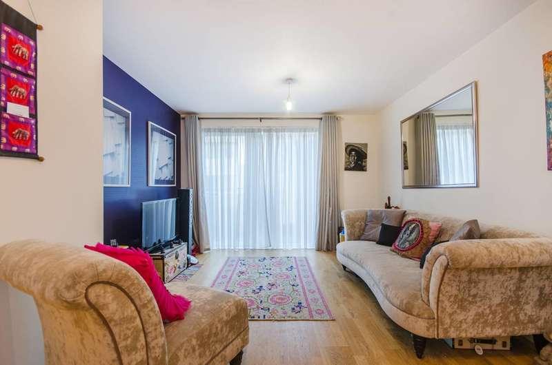 1 Bedroom Flat for sale in Deals Gateway, Greenwich, SE10