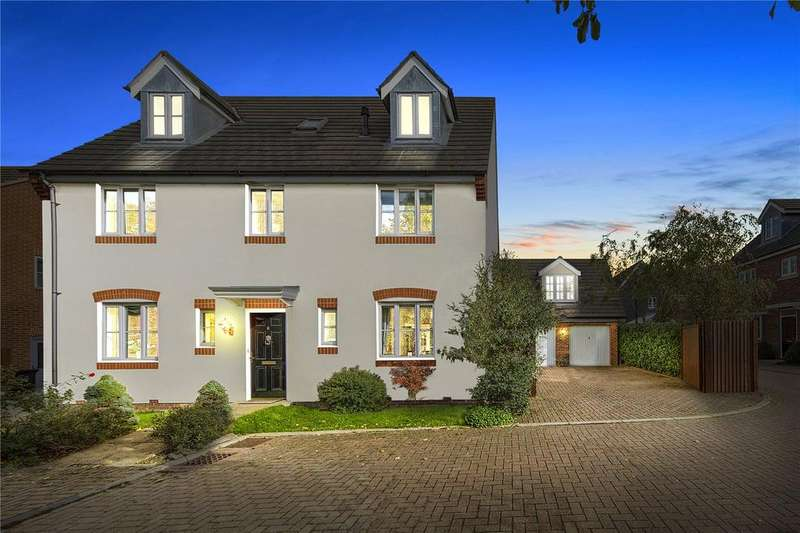 5 Bedrooms Detached House for sale in Daltons Shaw, Orsett, RM16