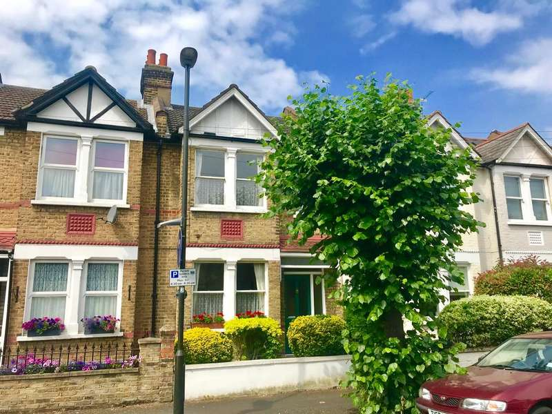 2 Bedrooms House for sale in Aston Road, Raynes Park