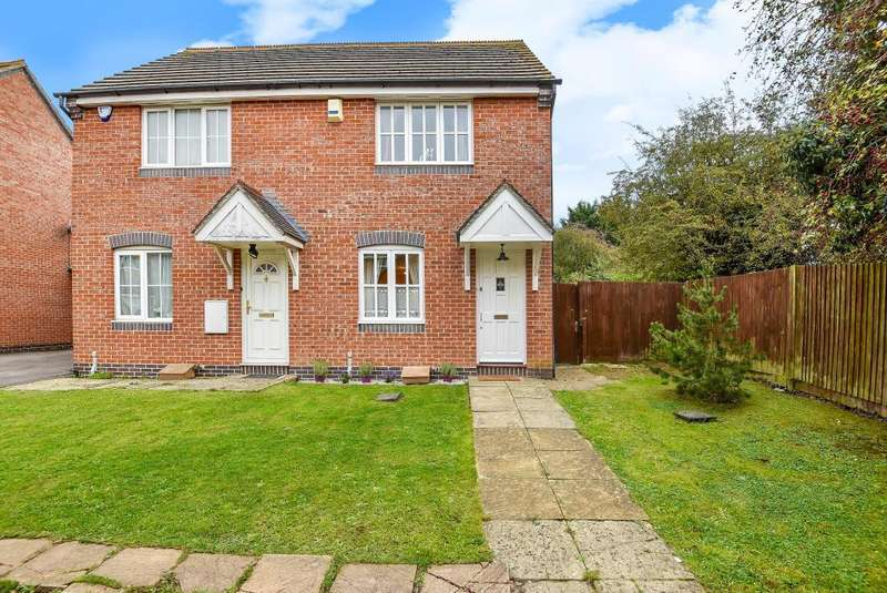 2 Bedrooms House for sale in Meadowsweet Close, Thatcham, RG18