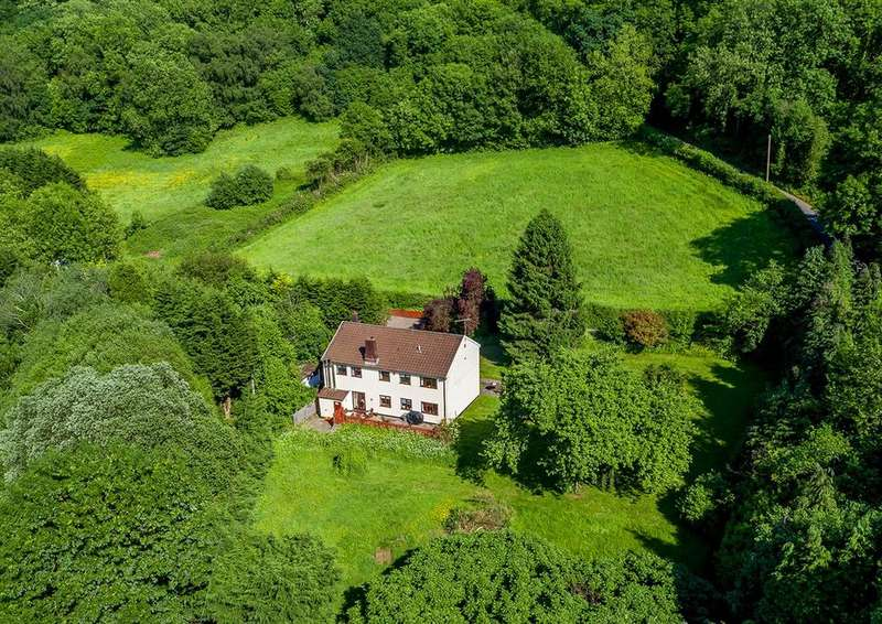 4 Bedrooms Detached House for sale in Allt-Yr-Yn, Newport, NP20