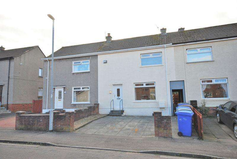 3 Bedrooms Terraced House for sale in 6 Cunningham Place, Ayr , KA7 3HZ