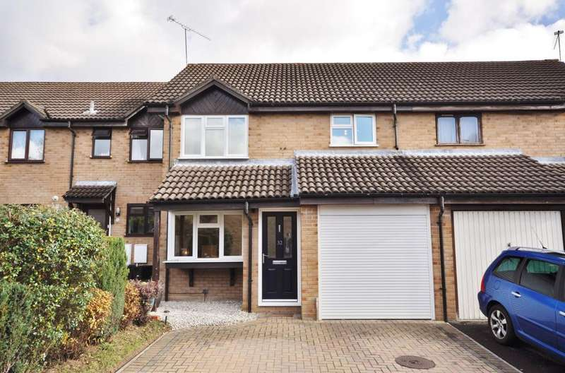 3 Bedrooms Terraced House for sale in Westminster Way, Lower Earley