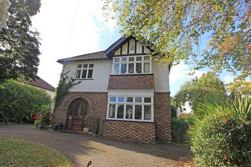 4 Bedrooms Detached House for sale in Coombe Lane, Stoke Bishop, Bristol