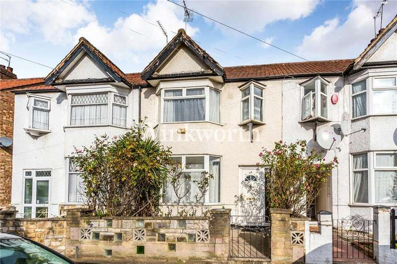 3 Bedrooms Terraced House for sale in Coniston Road, London, N17