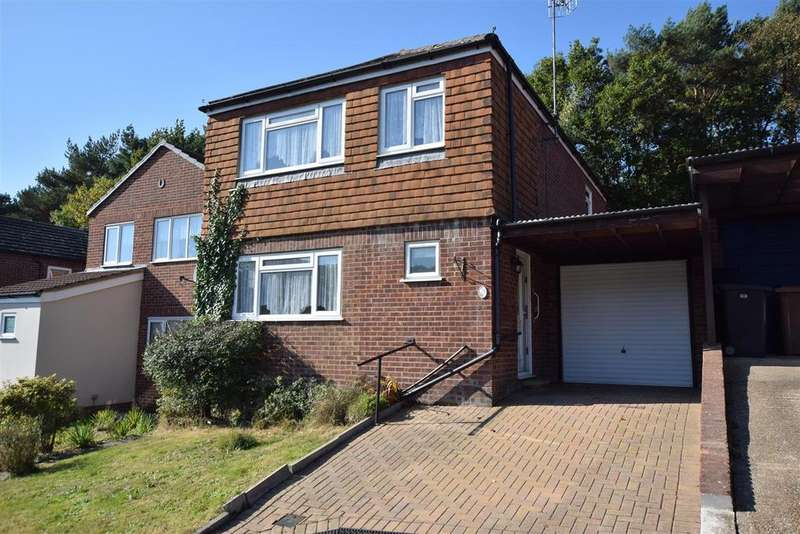 4 Bedrooms Detached House for sale in Pinewood Way, St. Leonards-On-Sea