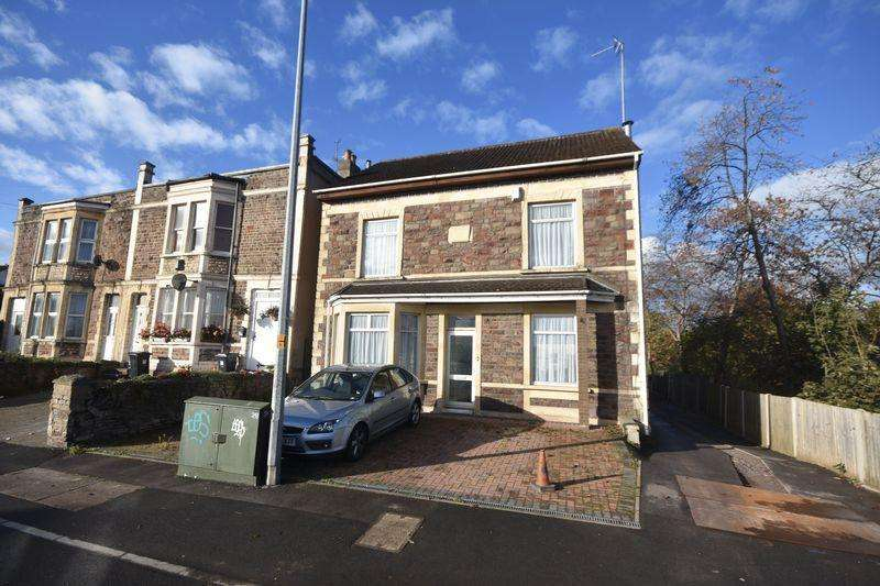 4 Bedrooms Detached House for sale in Gloucester Road Staple Hill