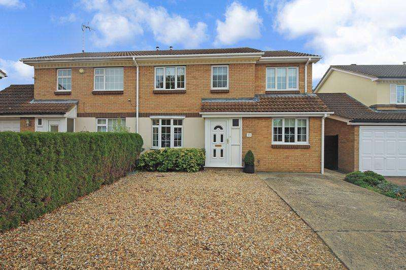 3 Bedrooms Semi Detached House for sale in Beautiful 3/4 Bedroom Home