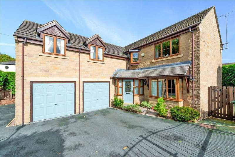 5 Bedrooms Detached House for sale in Oxford Road, Gomersal, Cleckheaton, BD19