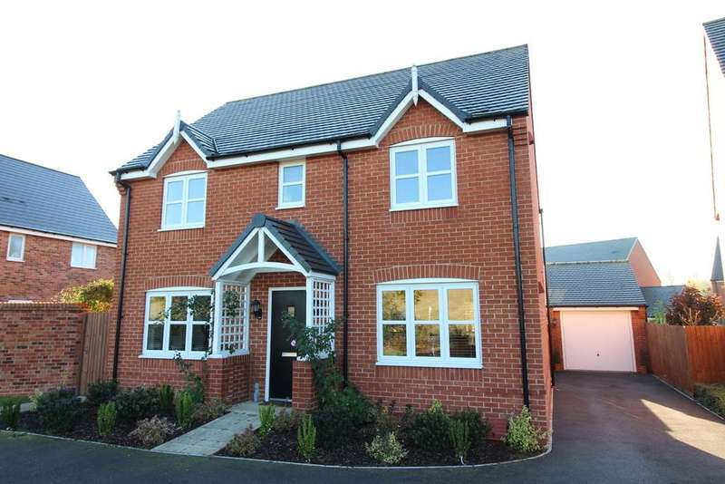 4 Bedrooms Detached House for sale in Norman Croft, Shefford, SG17