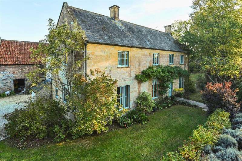 6 Bedrooms Detached House for sale in Kingsbury Episcopi 6 Acres