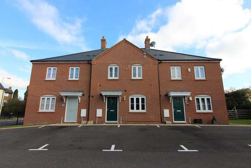 2 Bedrooms Cluster House for sale in Bridge View, Shefford, SG17