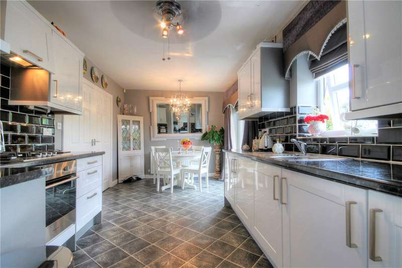 5 Bedrooms Semi Detached House for sale in Lovaine Street, Pelton Lane Ends, Chester Le Street, DH2