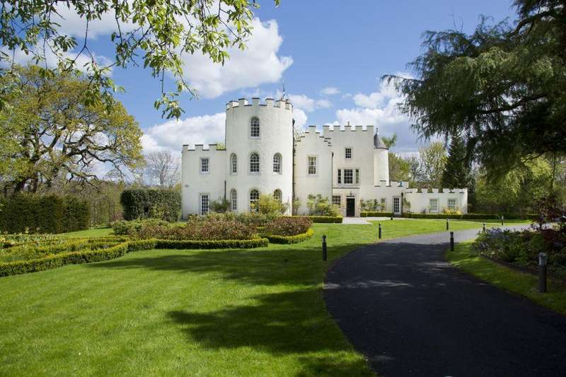 6 Bedrooms Manor House Character Property for sale in The Dowery House, Ford, EH37 5RE