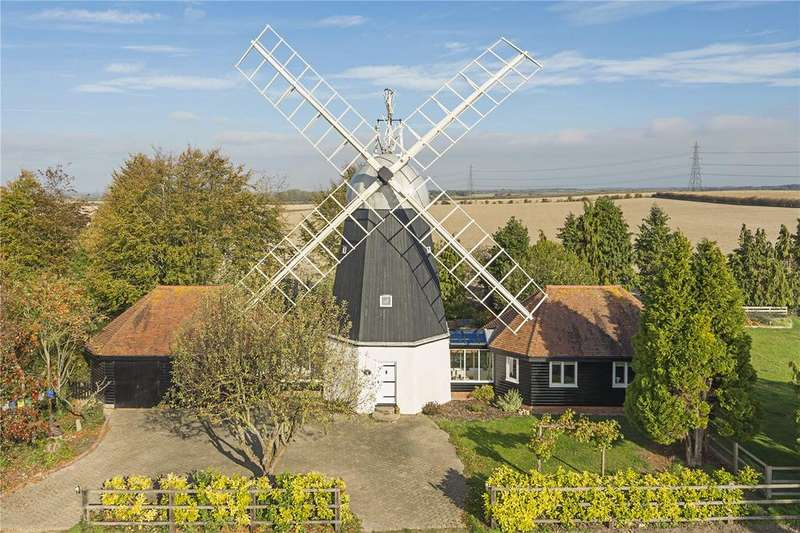 3 Bedrooms Detached House for sale in Mill Hill, Swaffham Prior, Cambridge, CB25
