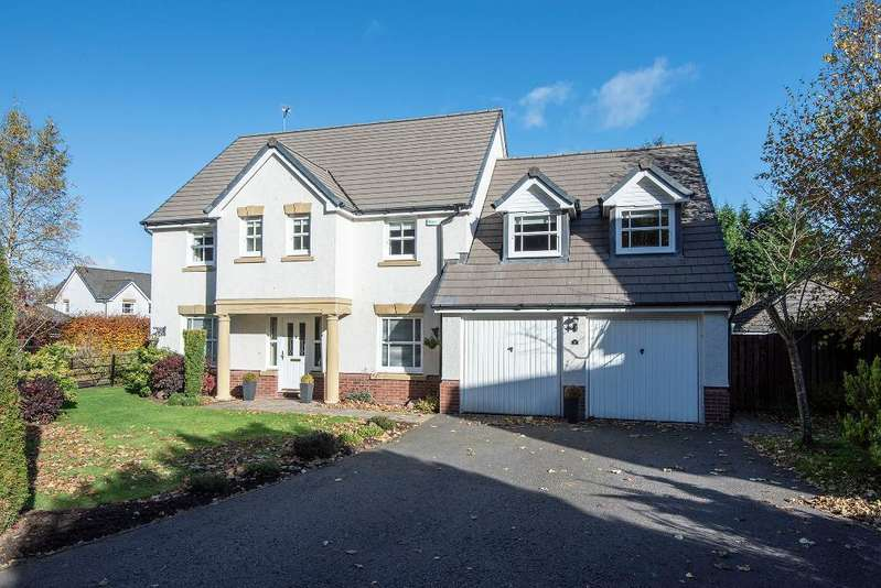 4 Bedrooms Detached House for sale in Kellie Wynd, Dunblane, Scotland, FK15 0NR