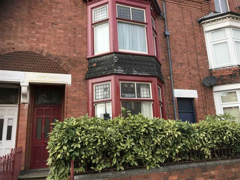7 Bedrooms Terraced House for rent in Queens Road, LEICESTER