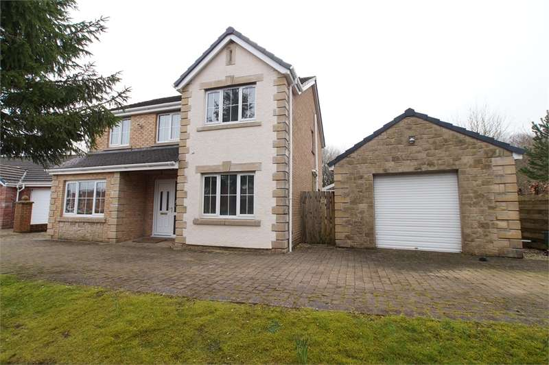4 Bedrooms Detached House for sale in Pheasants Rise, Rowrah, Frizington, Cumbria