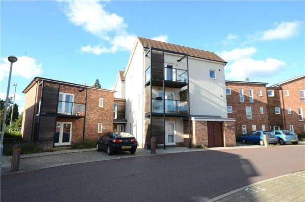 2 Bedrooms Apartment Flat for sale in Hampden Crescent, Bracknell, Berkshire