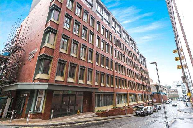1 Bedroom Apartment Flat for sale in Garrard House, 30 Garrard Street, Reading