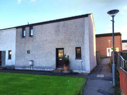 3 Bedrooms Semi Detached House for sale in Canmore Place, Stewarton