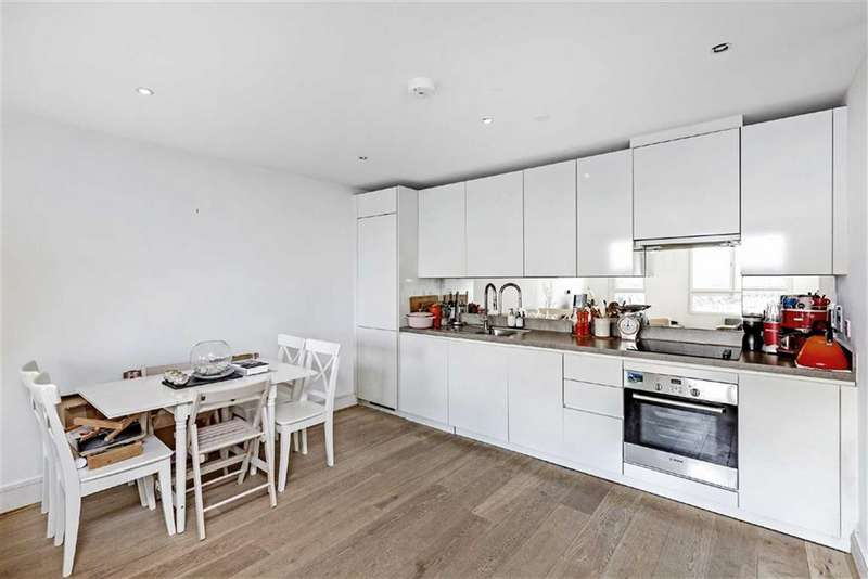 1 Bedroom Flat for sale in Clement Avenue, London, London
