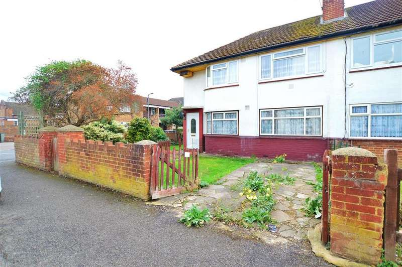 2 Bedrooms Maisonette Flat for sale in Hampshire Avenue, Slough, Berkshire