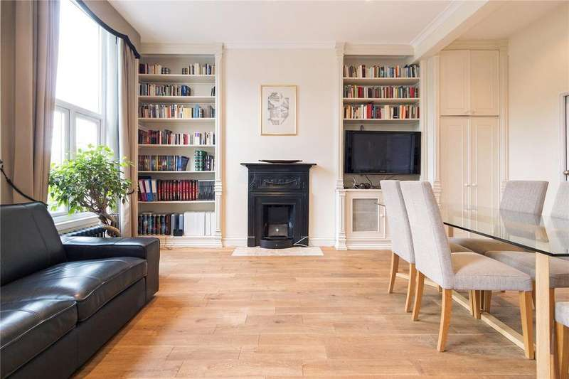 2 Bedrooms Maisonette Flat for sale in Amhurst Road, London, E8