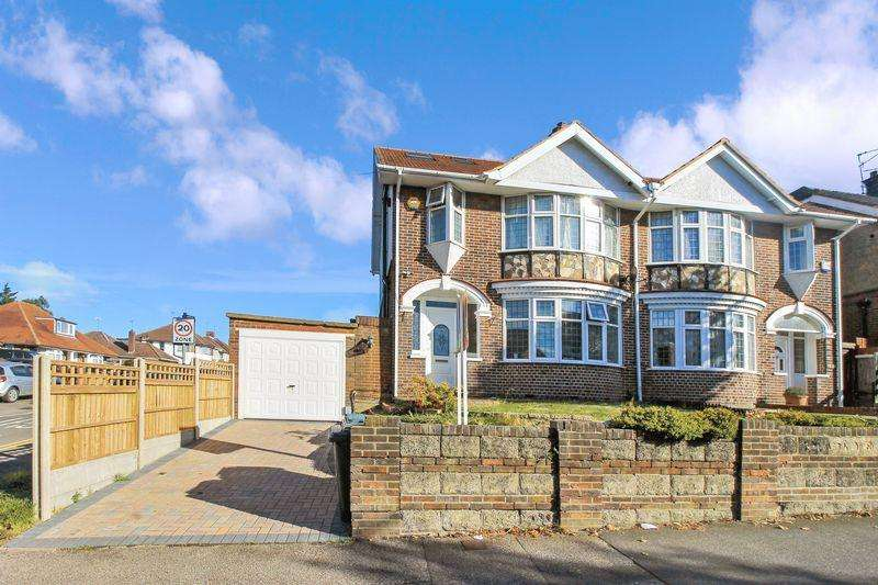 6 Bedrooms Semi Detached House for sale in Stockingstone Road, Luton