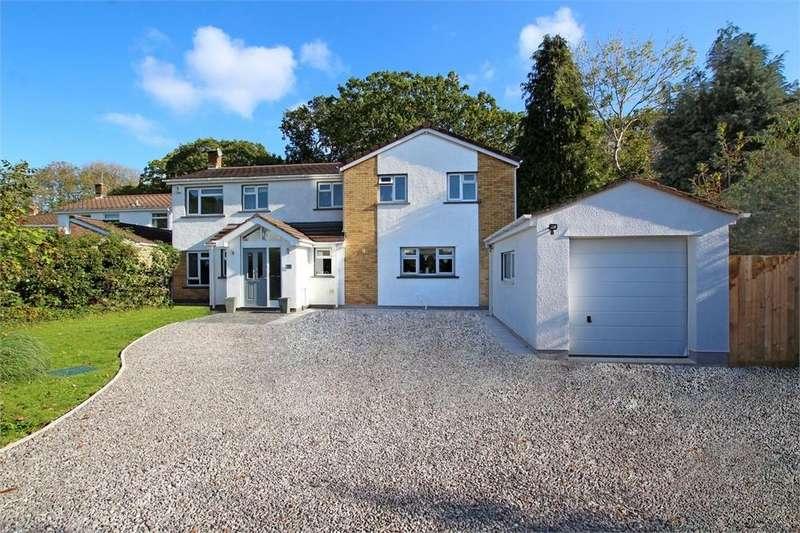 5 Bedrooms Detached House for sale in Rheidol Close, Llanishen, Cardiff