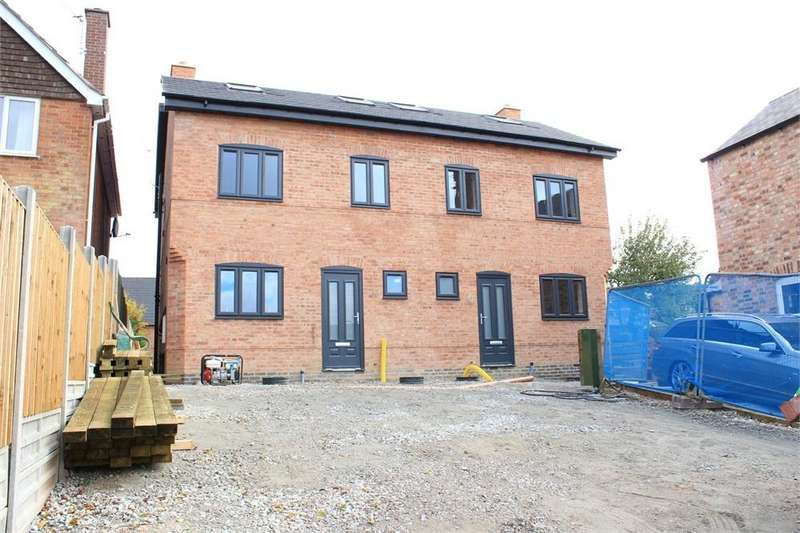 3 Bedrooms Semi Detached House for sale in Main Street, Dunton Bassett, Lutterworth, Leicestershire