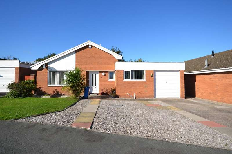 3 Bedrooms Detached Bungalow for sale in Heol Conwy, Abergele, Conwy, LL22