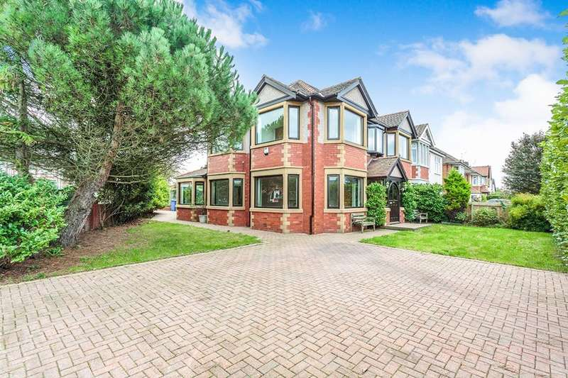 5 Bedrooms Semi Detached House for sale in Garstang Road West, Poulton-Le-Fylde, FY6