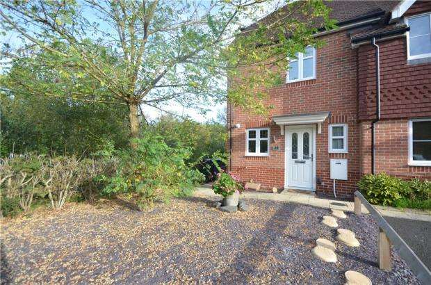 2 Bedrooms End Of Terrace House for sale in Tithing Road, Elvetham Heath, Hampshire