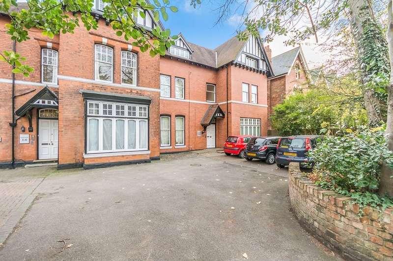 1 Bedroom Flat for sale in St. Augustines Road, Birmingham, B16