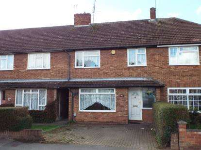 3 Bedrooms Terraced House for sale in Byron Road, Luton, Bedfordshire, England