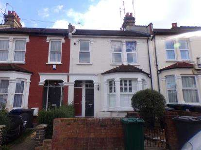 2 Bedrooms Maisonette Flat for sale in Goldsmith Road, London