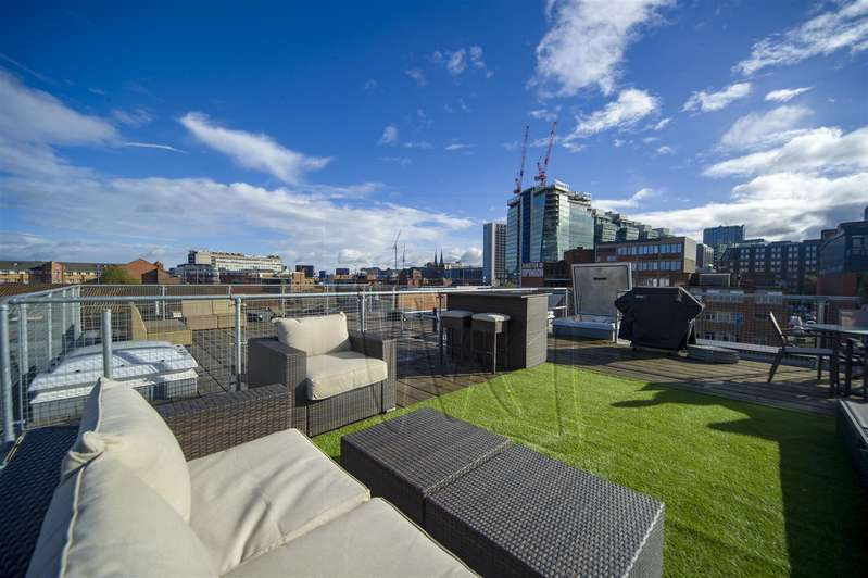 2 Bedrooms Apartment Flat for sale in Rifle Maker, Birmingham