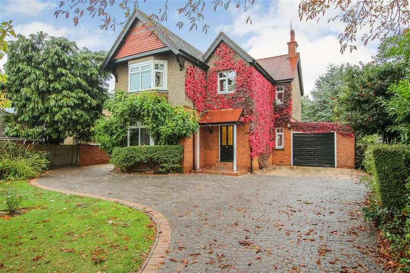 4 Bedrooms Detached House for sale in Buckingham Road, Bletchley, Milton Keynes