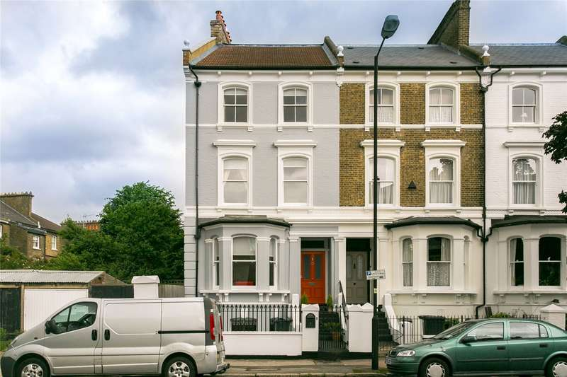 5 Bedrooms Semi Detached House for sale in Gauden Road, Clapham, London, SW4